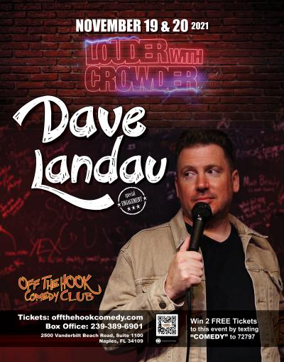 Dave Landau Live