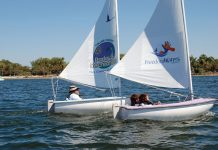 Freedom Waters Foundation - sailboats