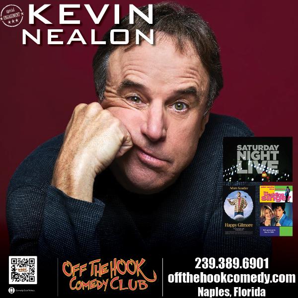 Comedian Kevin Nealon Live