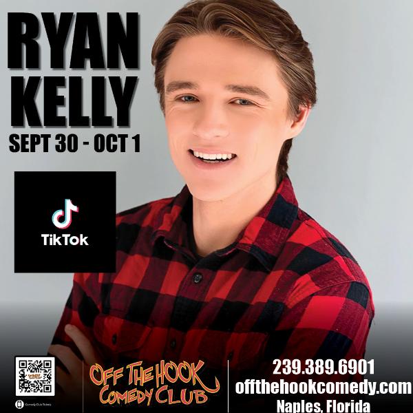Comedian Ryan Kelly Live