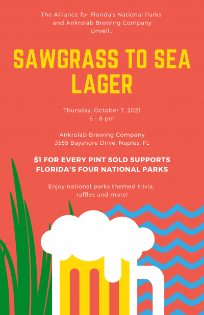 Sawgrass to Sea Lager Launch Party
