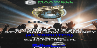 Maxwell Mortgage Legends Concert Series