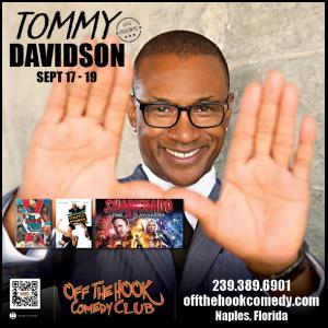 Tommy Davidson Live