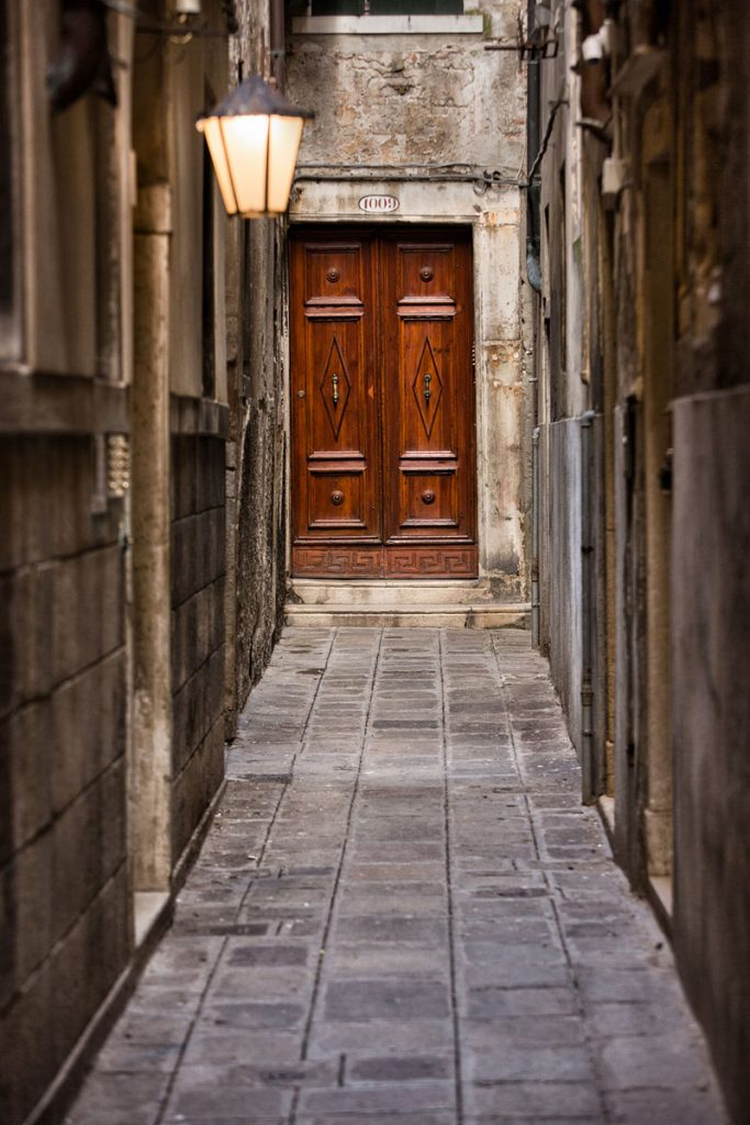 Venetian Street, Paul McDermott